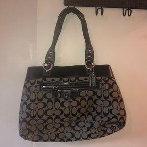 Coach tote/purse